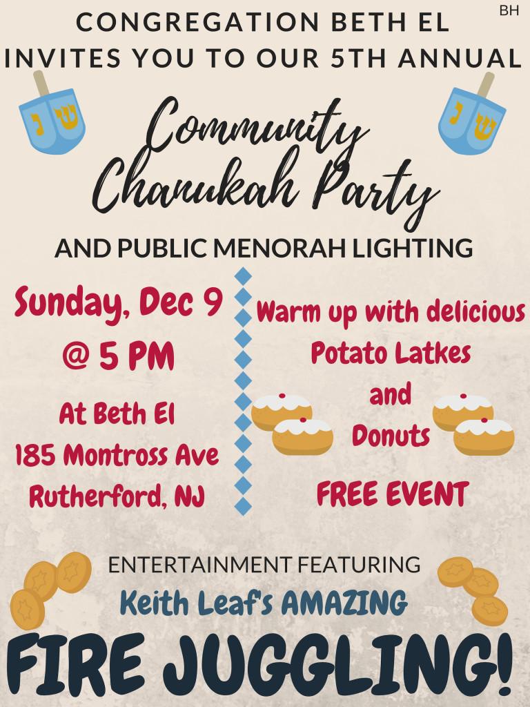 Chanukah Party 18